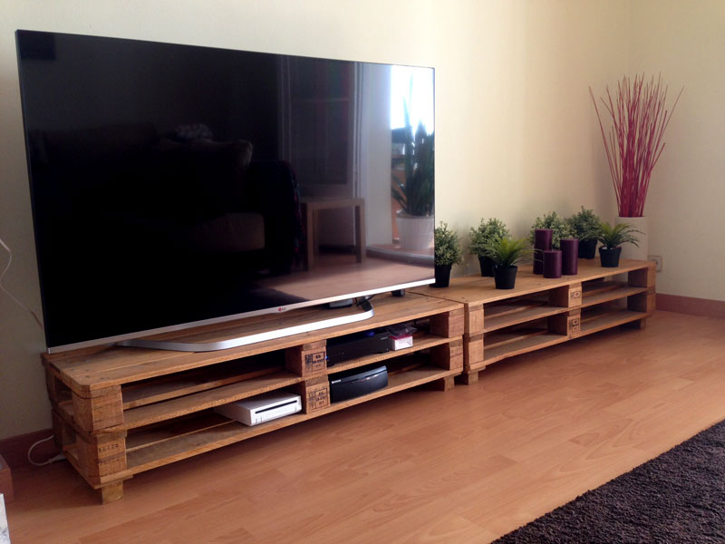 Ideas decorativas con pallets blog de in casas inmobiliaria for Muebles inca