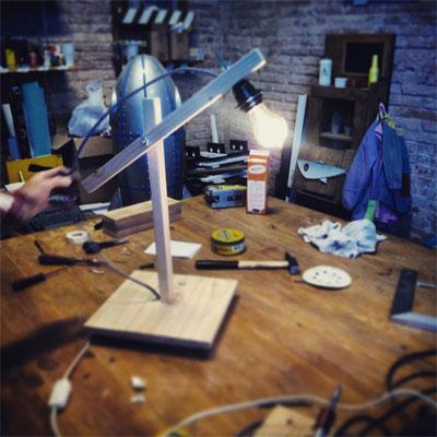 Manualitats iniciaci al bricolatge bricolatge amb for Bricolaje casero